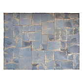 The Real Paving Company Cotswold Paving Random Patio Kit 10.22 Sqm Antique