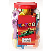 Stagg Kazoos - Pack of 30