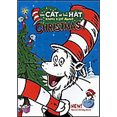 Cat In The Hat At Christmas (DVD)