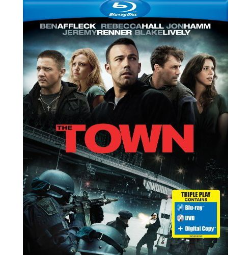 The Town (2010) Bluray
