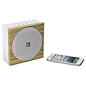 Soundfreaq SFQ-07WW Sound Spot Wood White