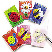 Mini Scented Notebooks (Pack of 12)