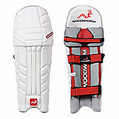 Woodworm Cricket Pro Xlite Mens Batting Pads - Mens Oversized Right Hand