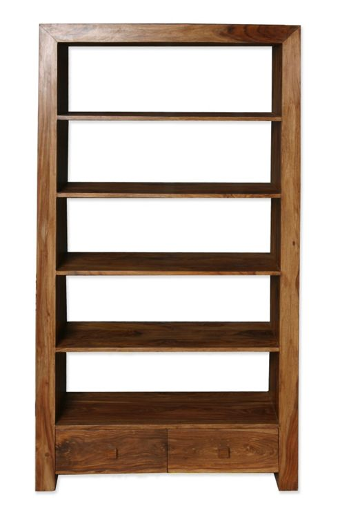 Elements Cubex Living Bookcase in Warm Lacquer