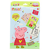 Peppa Stationery Activity Set