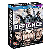 Defiance Season 1 & 2 Blu-Ray