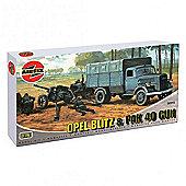Opel Blitz & Pak 40 Gun (A02315) 1:76