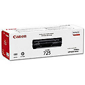 Canon 725 Ink Toner Cartridge - Black