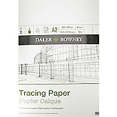 Dr 60Gsm Tracing Paper A2