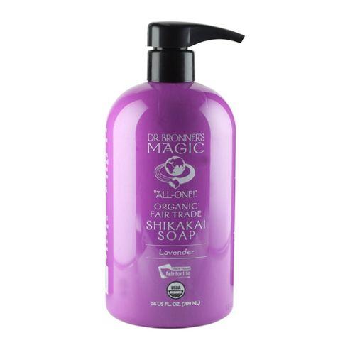 Shikakai Lavender Hand Soap Organic