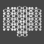 Eurographics Retro Pattern Decosticker