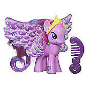 My Little Pony Cutie Mark Magic Shimmer Flutters Princess Twilight Figure