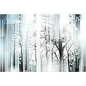Parvez Taj Wild Trees Wall Art - 76 cm H x 114 cm W x 5 cm D