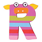 Tatiri Crazy Animals Letter R (Purple Pig)