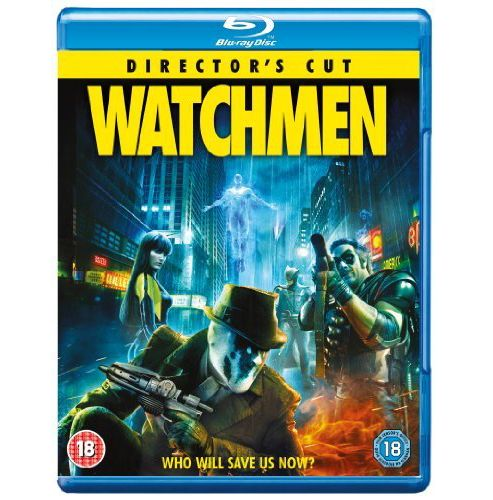 Watchmen 1 Disc Bluray