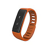MyKronoz ZeFit Bluetooth Activity Tracker Smart Watch (Orange)