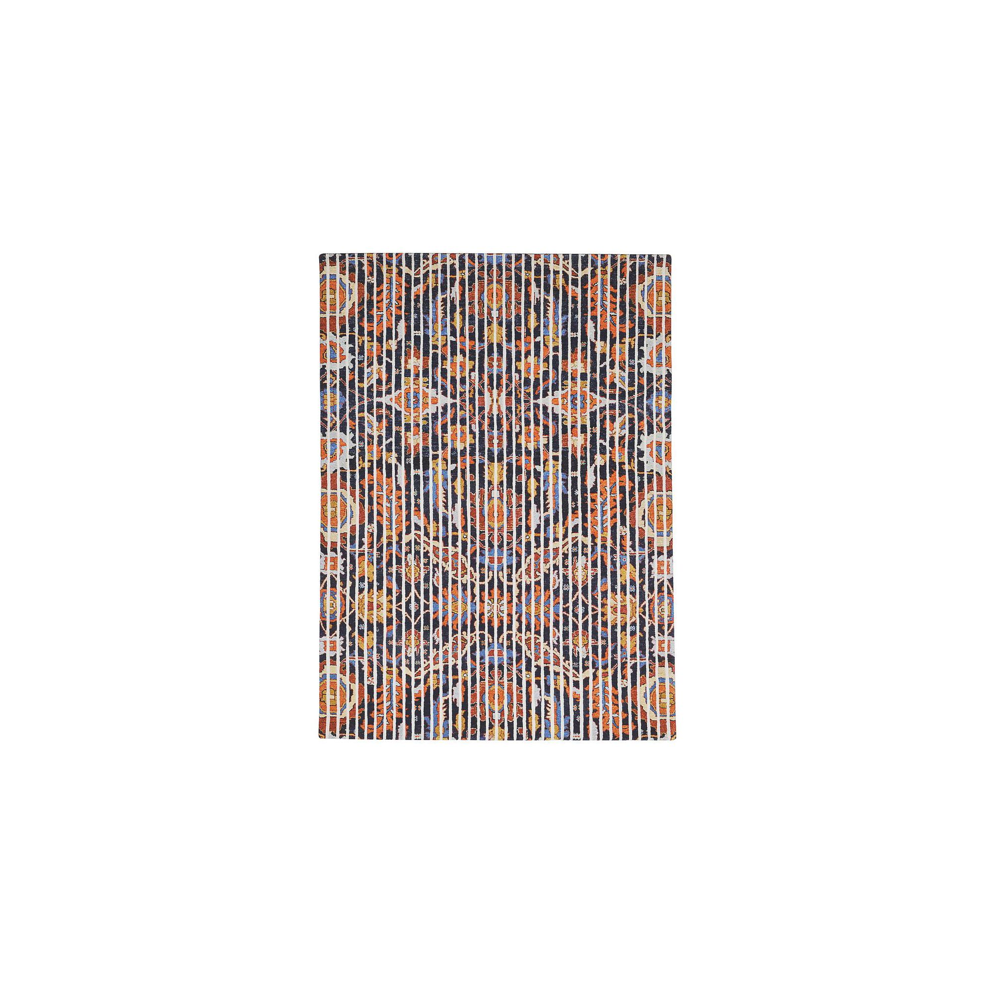 I + I Editions Persian Lines I Knotted Rug - 240cm x 170cm at Tesco Direct