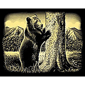 Reeves Copperfoil Gold - Bear Hug - Art Store