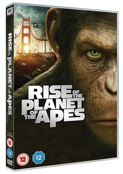 Rise Of The Planet Of The Apes (DVD)