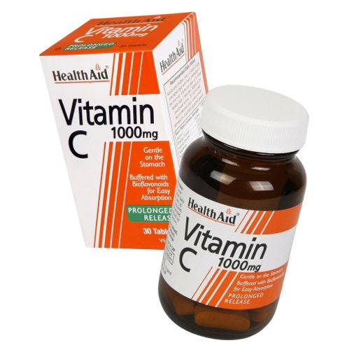 Vitamin C 1000mg - Prolonged Release