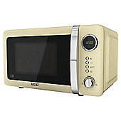 A24005C Akai 700W Digital Microwave Cream