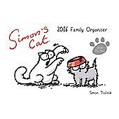 Simons Cat 2016 A4 WTV Calendar