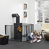 BabyDan Configure Gate Extra Large Black