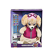 Paw Patrol 'Skye' with Crayons Plush Backpack