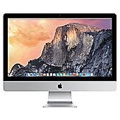 "Apple iMac 27"" Retina 5K Display, Intel Core i5 (3.5GHz), 8GB RAM, 1TB Fusion HDD, AMD M290X Graphics - Silver MF886B/A"
