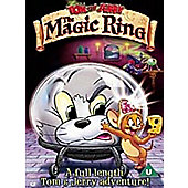 Tom And Jerry And The Magic Ring (DVD)