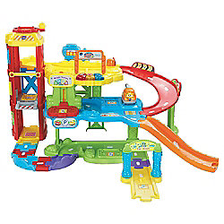 VTech Toot-Toot Drivers Garage and Truck