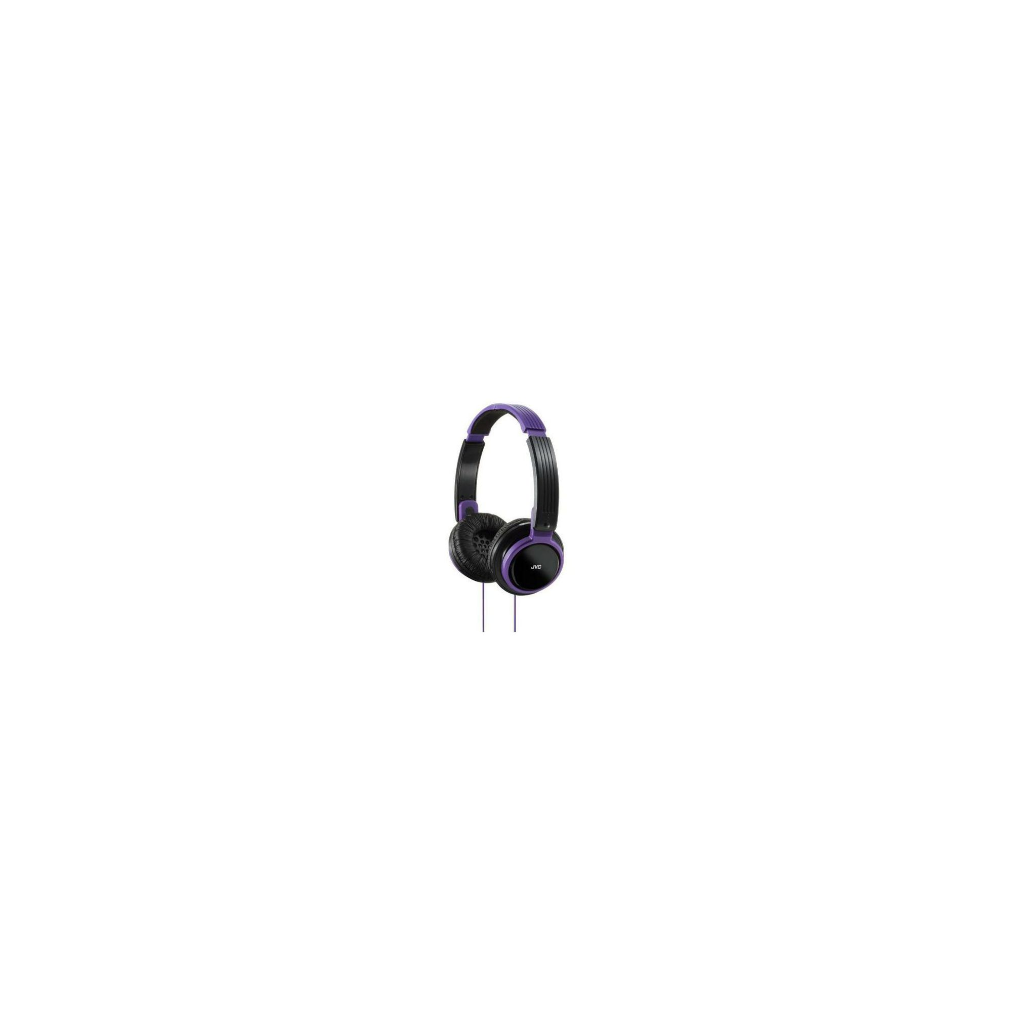 Offerta: JVC HAS200/Violet Riptide Portable On-Ear Headband Headphones - Violet