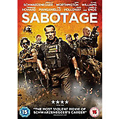 Sabotage DVD