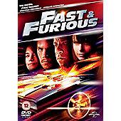Fast & Furious - DVD