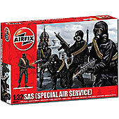Airfix A02720 Sas (Special Air Service) Troops Figures 1:32 Model Kit