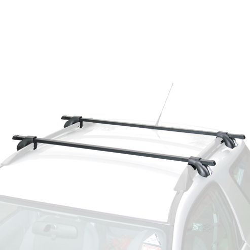 Universal Lockable Roof Bars - 1.3M length