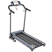Homcom Motorised Electric Treadmill Running Machine Fitness Folding