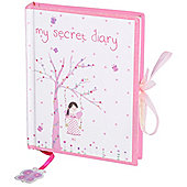 Think Pink Fairy Blossom Secret Diary