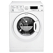 Hotpoint S-Line SWMD8237  Washing Machine, 8Kg Wash Load, 1200 RPM Spin, A+++ Energy Rating, White