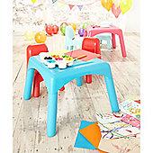 ELC Plastic Table - Turquoise