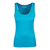 Climate Womens Vest - Turquoise