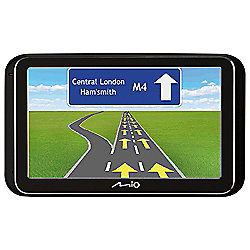 Mio Spirit 4950 Full European Sat Nav including Lifetime Map Updates