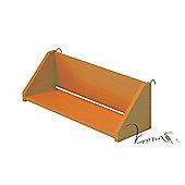 Verona Goro Clip On Shelf - Orange