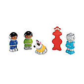 Happyland Space Figures