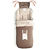 Jane Luxury Nest Plus Footmuff (Boheme)