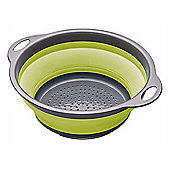 Colourworks Collapsible Space Saving Colander - 24cm