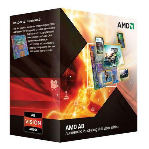 AMD A8 3870K 3.0GHZ SKT FM1 L2 4MB 100W PIB