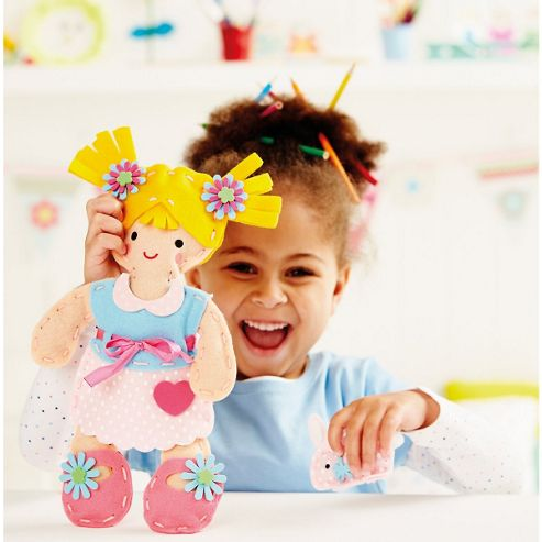 ELC Sew Your Own Rag Doll