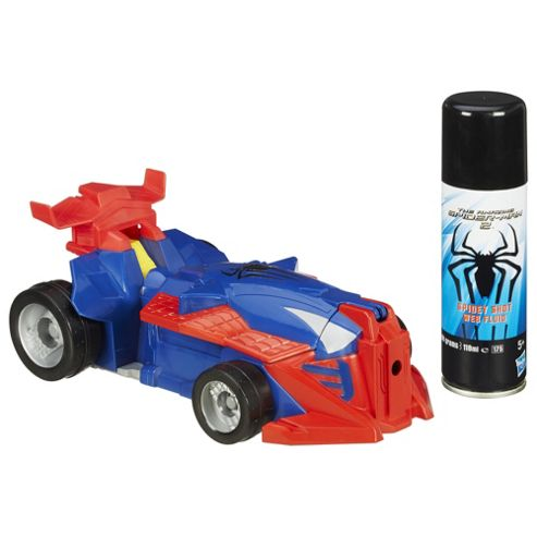 Spider-Man Web Attack Racer