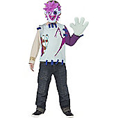 Child Moshi Monsters Zommer Costume Large